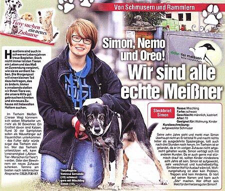 Dresdener Morgenpost   8. Dezember 2018   Wir sind alle echte Meißner